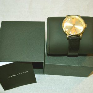 Woman's Marc by Marc Jacobs Leather Watch